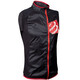 Compressport Trail Hurricane - Chaleco running Hombre - negro